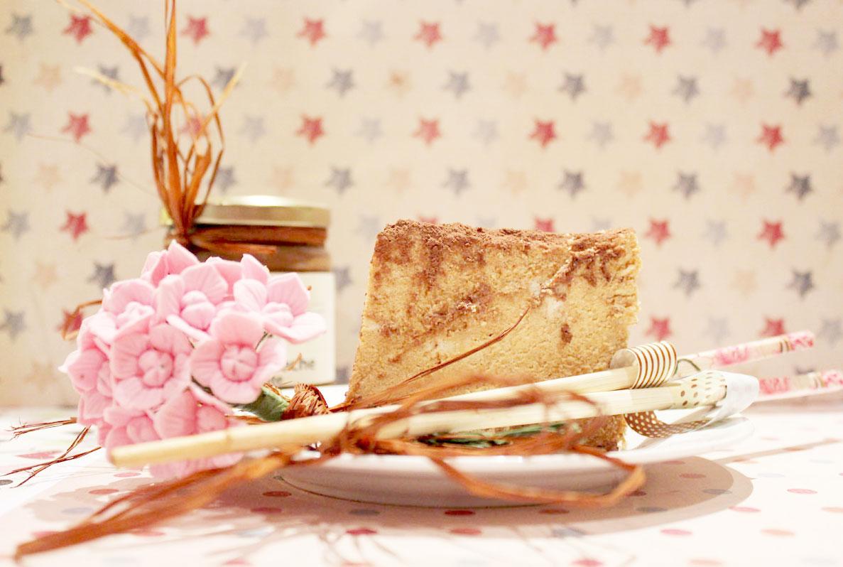 Tarta Mousse de Dulce de Leche al Chocolate