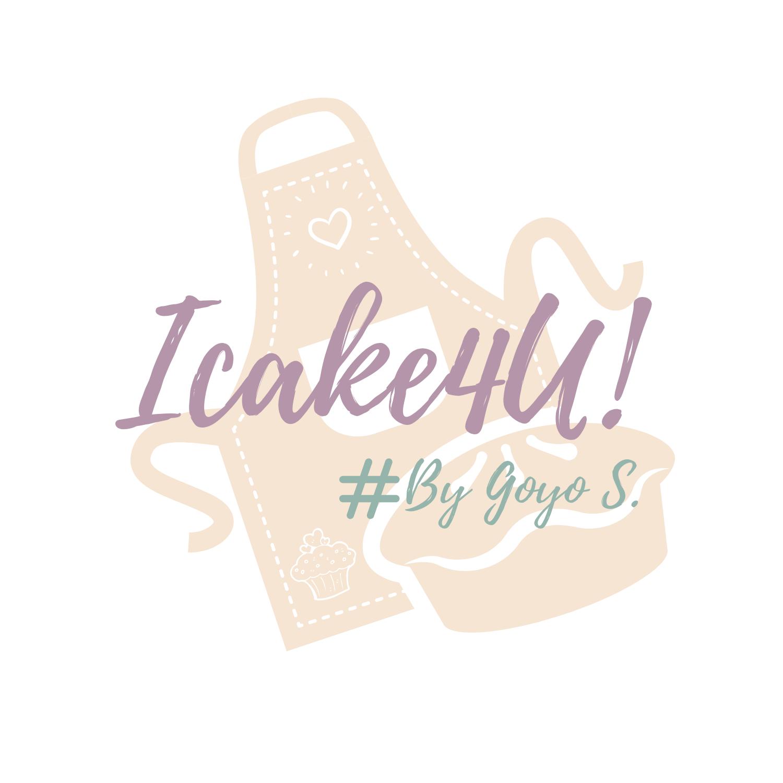 Blog y Logo de I Cake 4 U