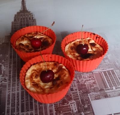 Tartaletas de Queso