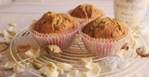 Muffins de Tarta de Manzana