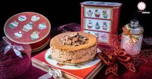 Cheesecake de Chocolate Con leche