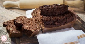 Plum Cake de Chocolate y Nueces