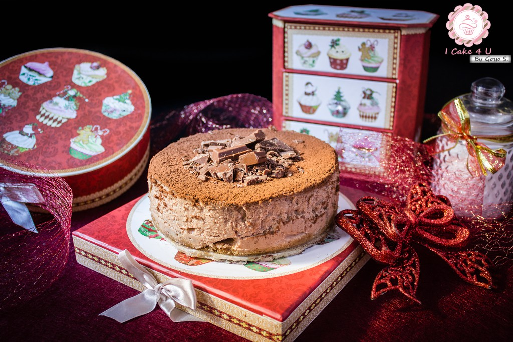 Cheesecake Choco Leche