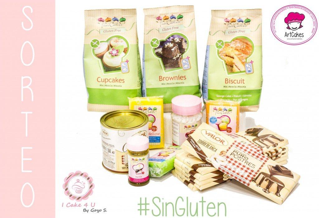 Sorteo Pack Sin Gluten