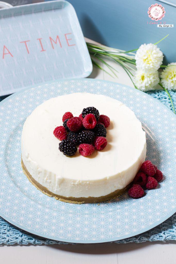 Pastel de Yogur