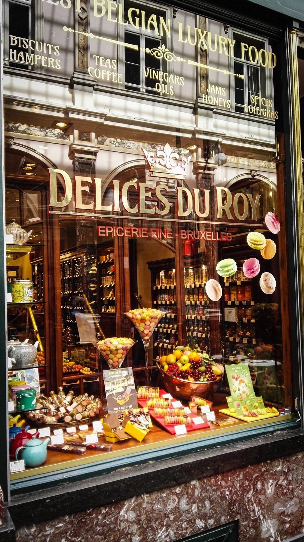 Bruselas Dulce