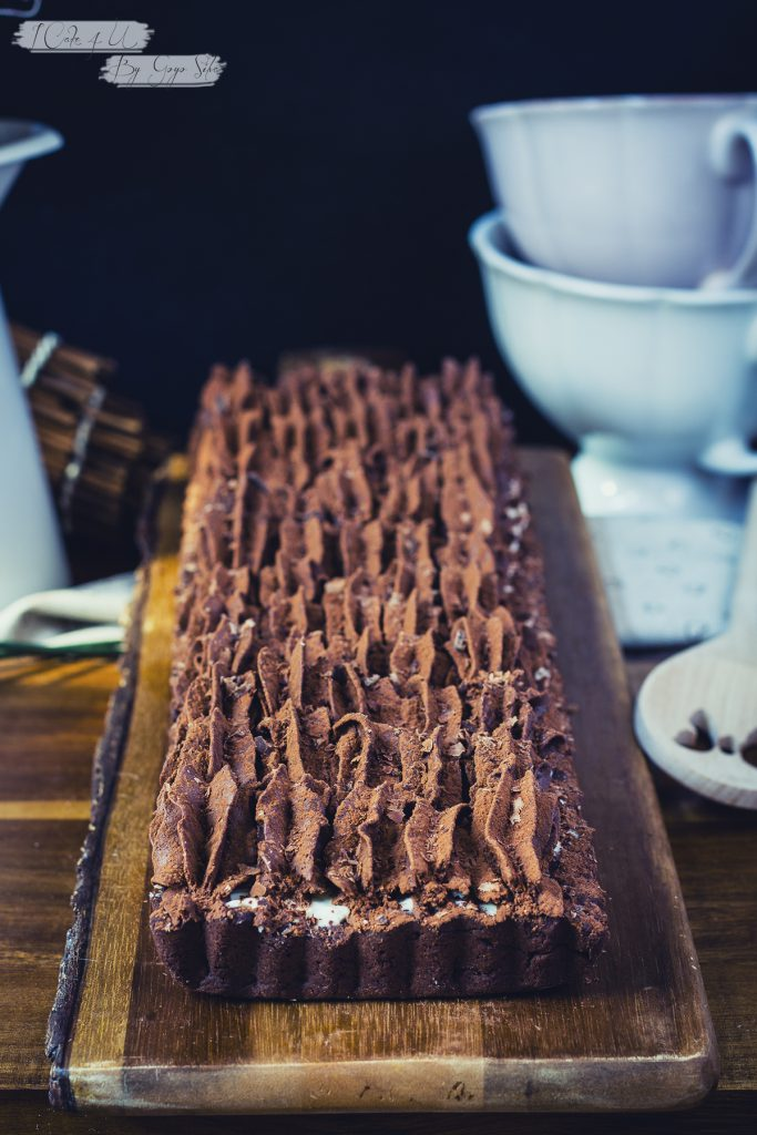 Pastel de Chocolate y Mascarpone