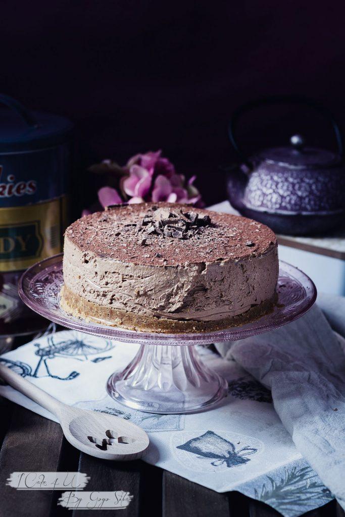 Cheesecake de Karouba