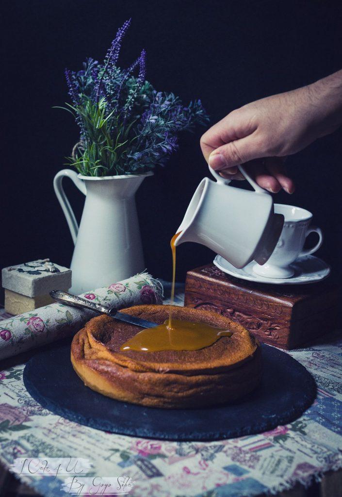 Pastel Inteligente de Toffee