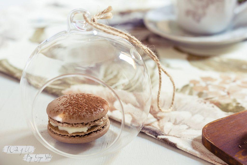 macarons de tiramisu