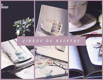 Libros de Recetas