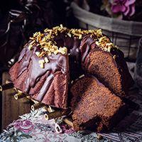 Bundt Cake de Chocolate y Speculoos