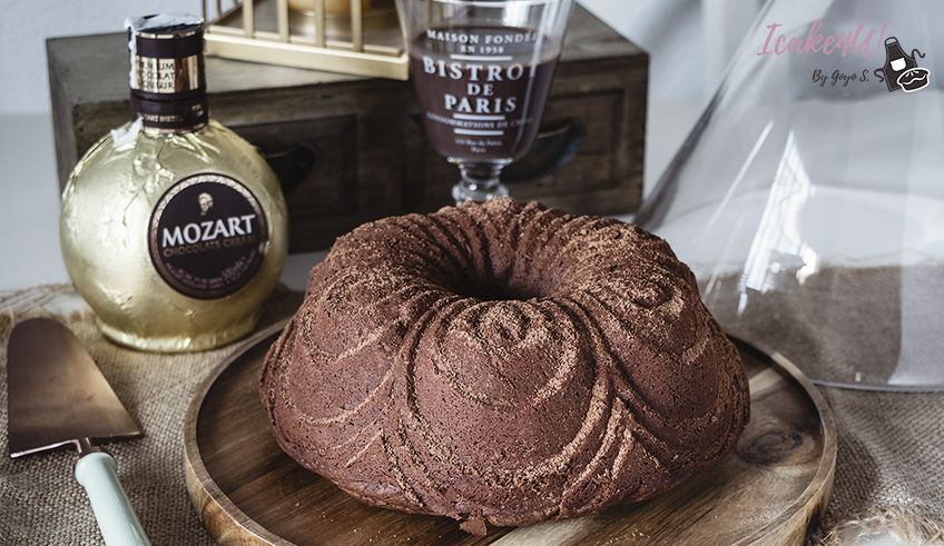 Bundt Cake Chocolate Mozart