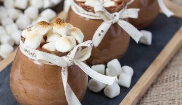 Mousse Chocolate Marshmallows