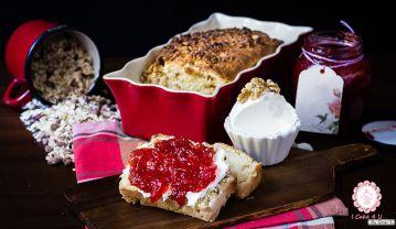 Pan Muesli Miel y frutos secos